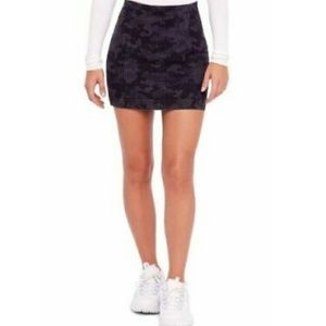 Free People modern femme Camo Skirt